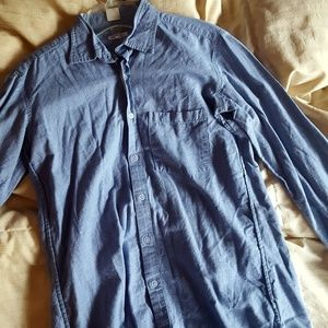 Steven Alan Chambray Shirt